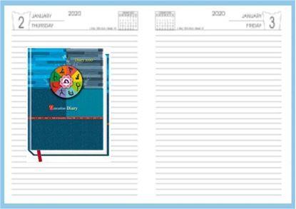 P3617 Diary 2020