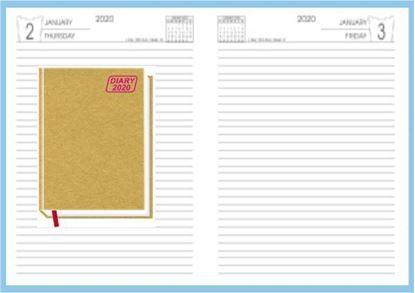 P3620 Diary 2020