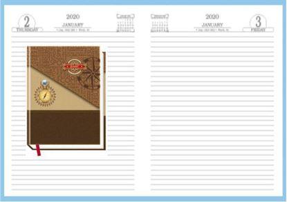 P3628 Diary 2020