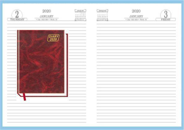 P3629 Diary 2020