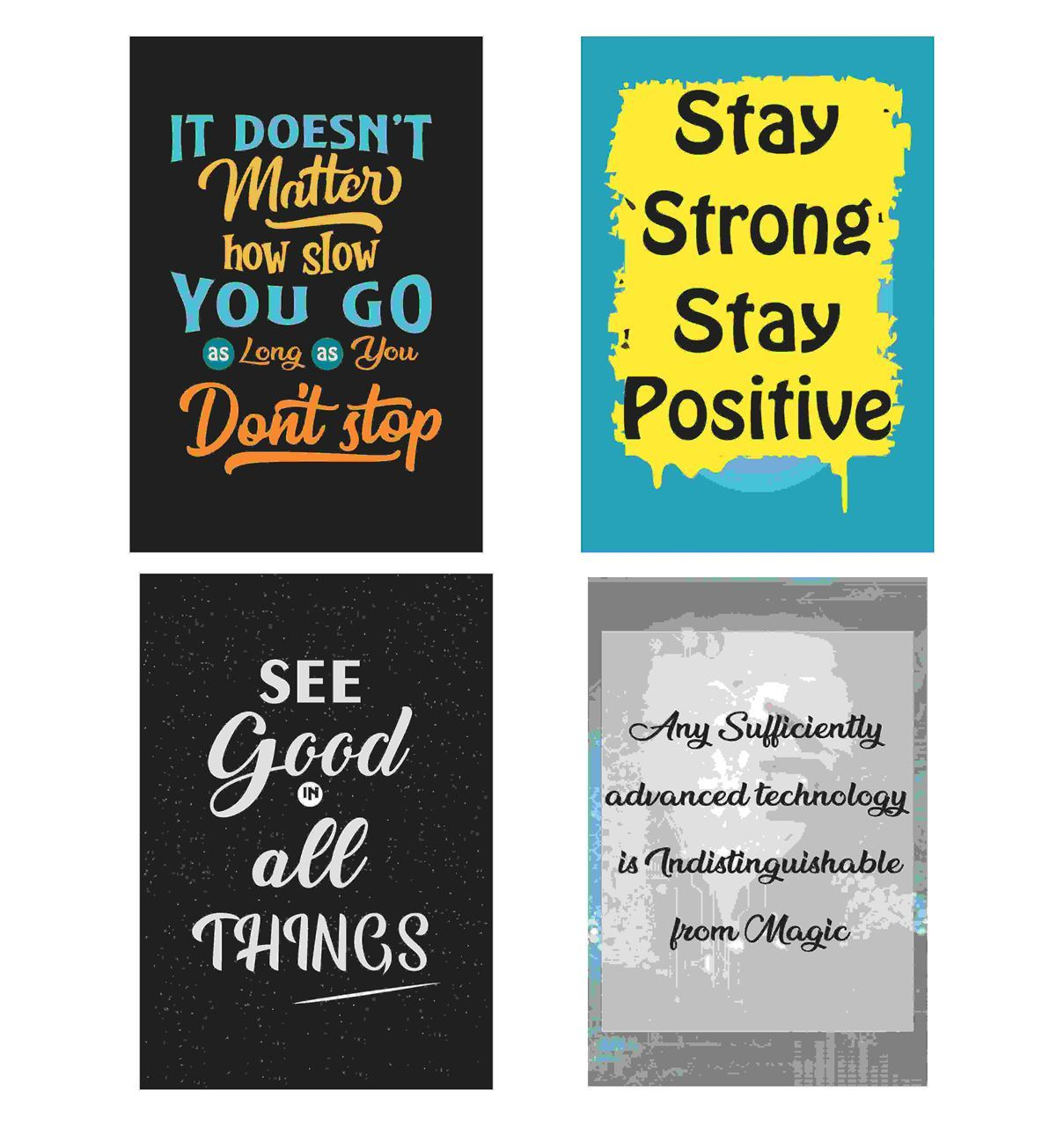 P1004 Motivational  Posters