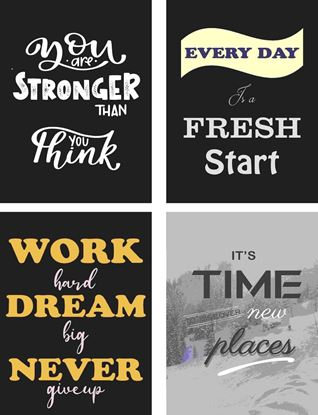 P1016 Motivational & Dream  Posters
