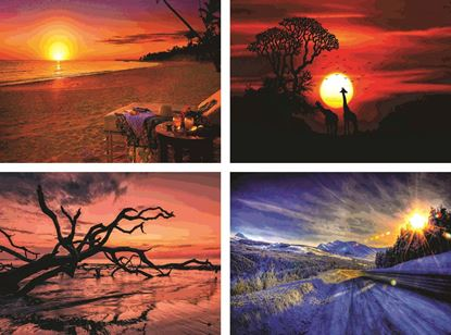 P1304 Scenery  Posters
