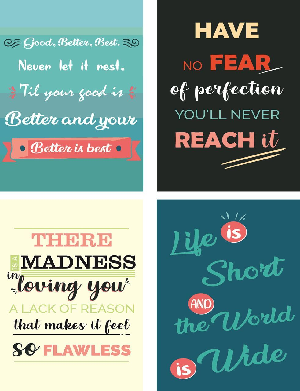 P1027 Motivational & Inspirational Posters
