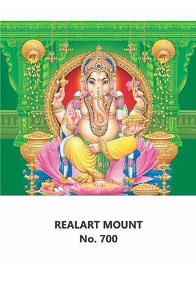R700 Ganesh Daily Calendar Printing 2021