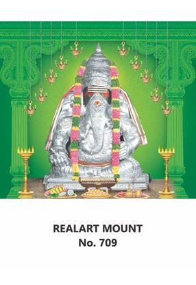 R709 Karpaga Vinayagar Daily Calendar Printing 2021