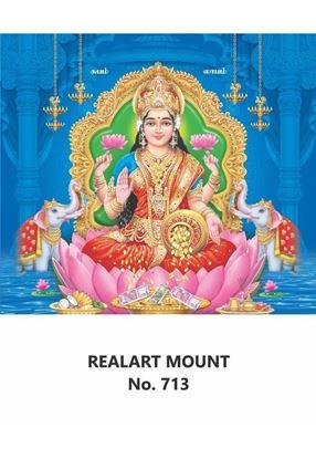 R713 Dhana Lakshmi Daily Calendar Printing 2021