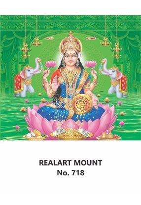 R718 Dhana Lakshmi Daily Calendar Printing 2021