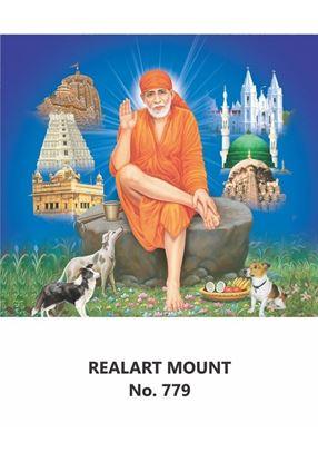 R779 Sai Baba Daily Calendar Printing 2021