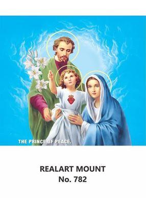 R782 HolyFamily Daily Calendar Printing 2021