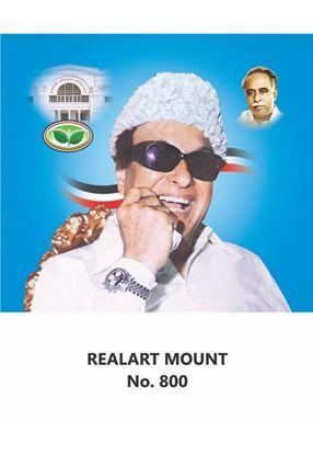 R800 M. G. Ramachandran Daily Calendar Printing 2021