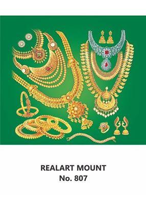 R807 Jewels Daily Calendar Printing 2021