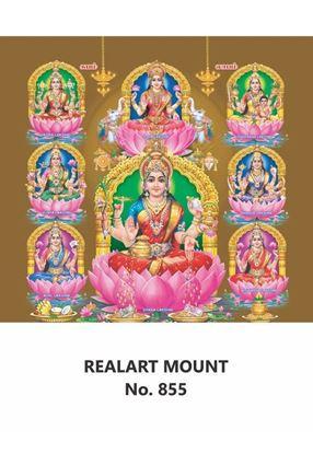 R855 Asta Lakshmi Daily Calendar Printing 2021