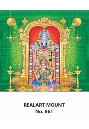 R861 Laksmi Balaji Daily Calendar Printing 2021