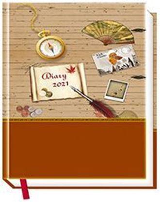 P3602  Diary print 2021