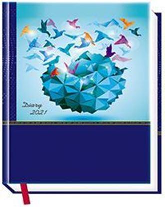 P3603  Diary print 2021