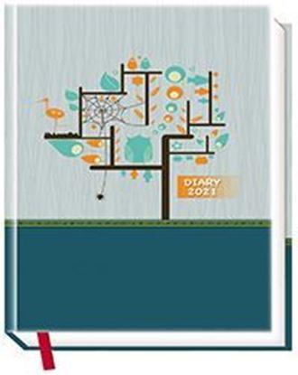 P3605  Diary print 2021