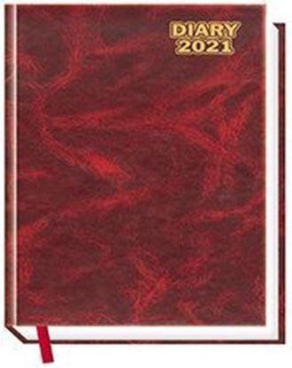 P3607  Diary print 2021