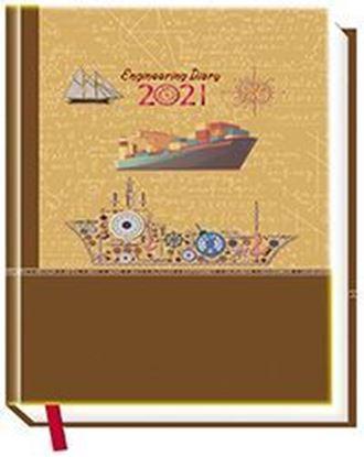 P3609  Diary print 2021