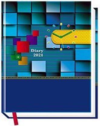 P3613 Diary print 2021