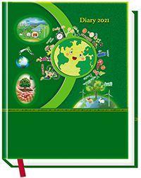 P3615 Diary print 2021