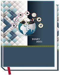P3616 Diary print 2021