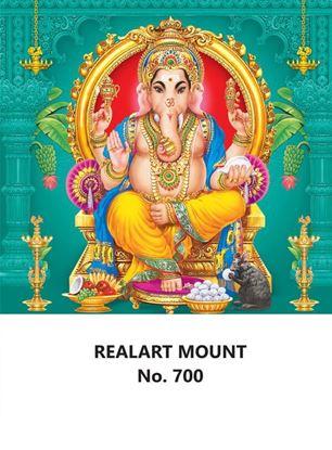 R700 Ganesh Daily Calendar Printing 2022