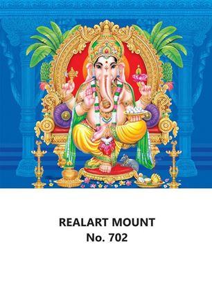 R702 Ganesh Daily Calendar Printing 2022