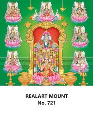 R721 Asta Lakshmi Daily Calendar Printing 2022