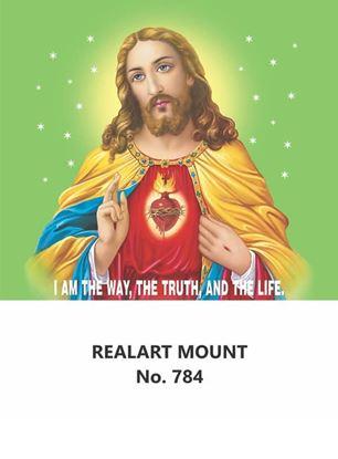 R784 Jesus Daily Calendar Printing 2022