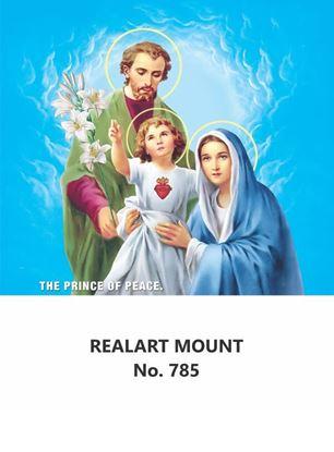 R785 HolyFamily Daily Calendar Printing 2022