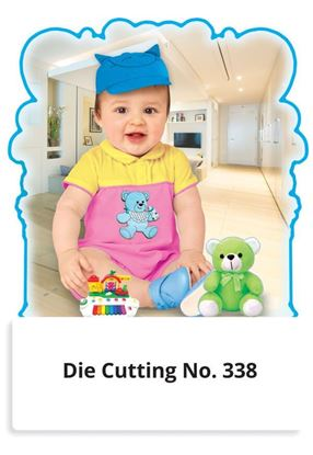 R338 Baby with Toy Daily Calendar Printing 2022