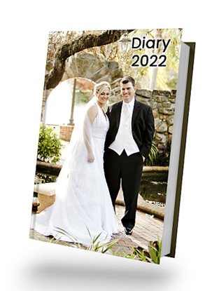 Photo Diary Printing your loved one photo on the cover page