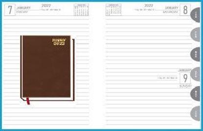 P3607  Diary print 2022