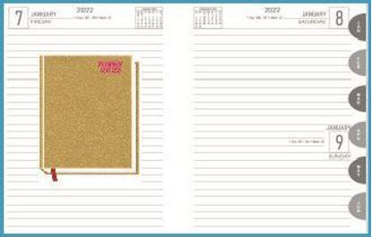 P3608  Diary print 2022